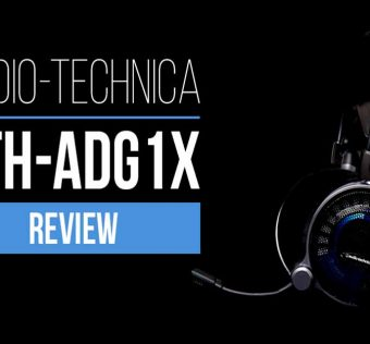 Audio-Technica Game review Online Black