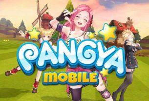 Pangya Mobile anime Comback