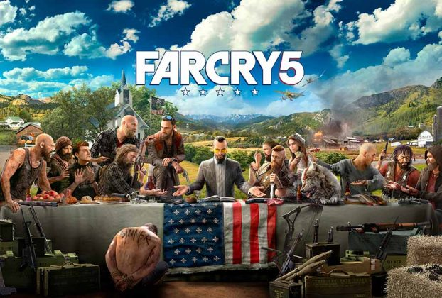 Far Cry 5 Player